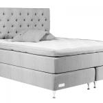 Gør senge komplet med en sengegavl (foto sengespecialisten.dk)